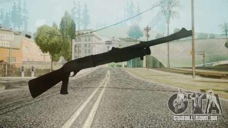MCS 870 Battlefield 3 para GTA San Andreas segunda tela