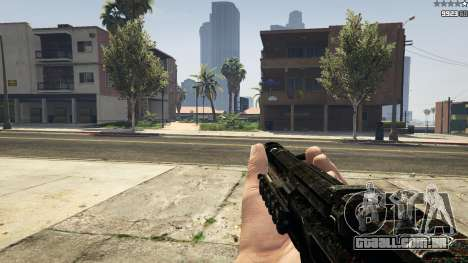 GTA 5 MW3 MP5 sexta imagem de tela