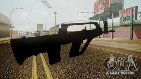 KH-2002 Battlefield 3 para GTA San Andreas terceira tela
