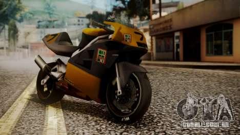NRG-500 Number 7 Mod para GTA San Andreas