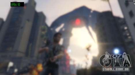 GTA 5 UFO Invasion 1.0.1 décimo imagem de tela