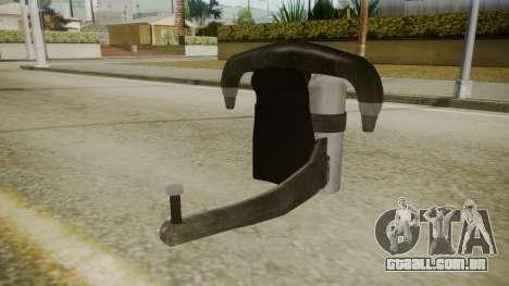 Atmosphere Jetpack v4.3 para GTA San Andreas segunda tela