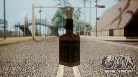 Molotov Cocktail from RE Outbreak Files para GTA San Andreas segunda tela