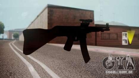 MK-42 Red Orchestra 2 Heroes of Stalingrad para GTA San Andreas terceira tela