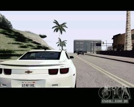 ENB Settings by J228 para GTA San Andreas quinto tela