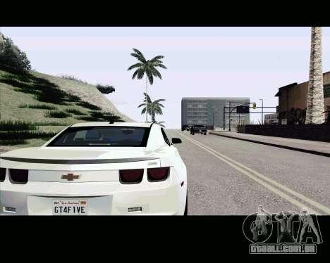 ENB Settings by J228 para GTA San Andreas quinto tela