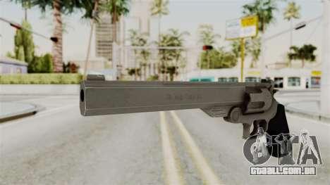 Desert Eagle from RE6 para GTA San Andreas