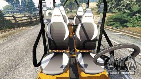 Polaris RZR 4 para GTA 5
