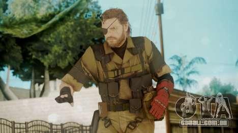 Venom Snake Olive Drab para GTA San Andreas