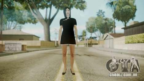 Sofyri HD para GTA San Andreas segunda tela