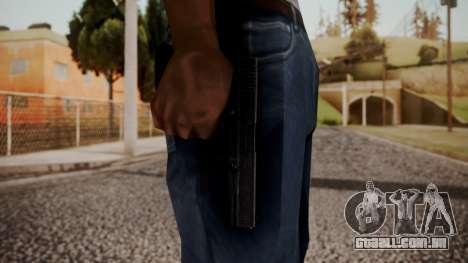 Colt 45 by catfromnesbox para GTA San Andreas terceira tela