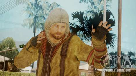 Custom Survivor 2 para GTA San Andreas