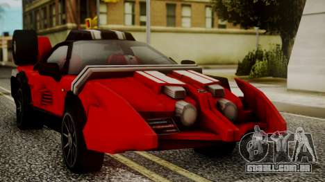 Tridoron-3000 para GTA San Andreas