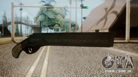 Revenant (Dantes Shotgun) from DMC para GTA San Andreas
