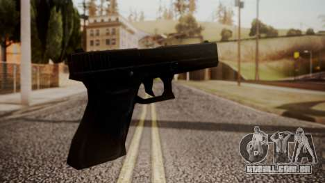 Colt 45 by catfromnesbox para GTA San Andreas segunda tela