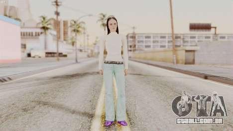 Ofyst CR Style para GTA San Andreas segunda tela