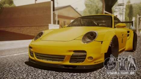 Porsche 997 Liberty Walk para GTA San Andreas