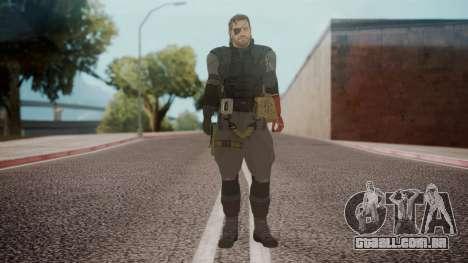 New Venom Snake para GTA San Andreas segunda tela