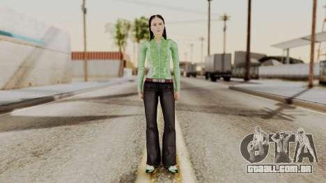 Ofyri CR Style para GTA San Andreas segunda tela