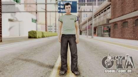 Bmydrug CR Style para GTA San Andreas segunda tela