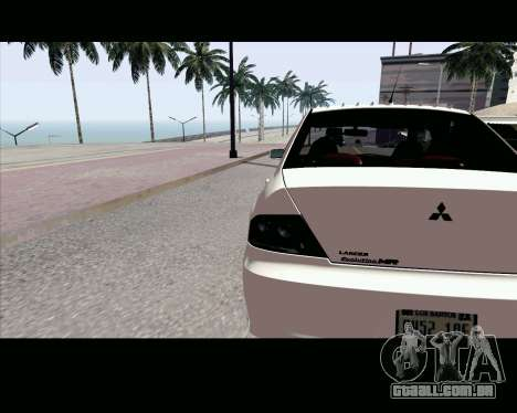 ENB Settings by J228 para GTA San Andreas segunda tela