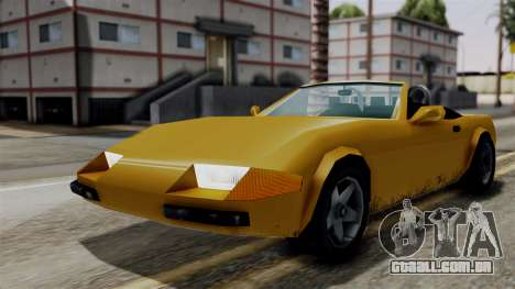 Stinger from Vice City Stories para GTA San Andreas
