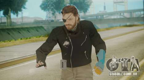 Venom Snake [Jacket] Hand of Jehuty Arm para GTA San Andreas