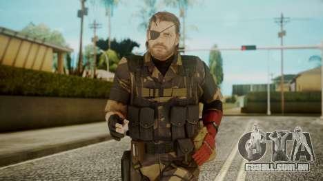 Venom Snake Splitter para GTA San Andreas