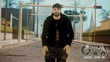 Custom Survivor 1 para GTA San Andreas