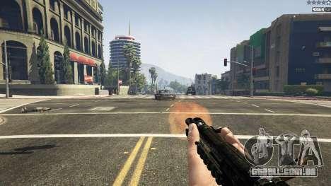 GTA 5 MW3 MP5 nono screenshot