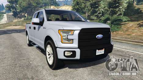 Ford F-150 2015 para GTA 5