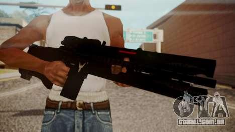 VXA-RG105 Railgun Shark para GTA San Andreas