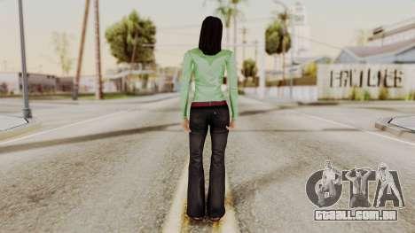 Ofyri CR Style para GTA San Andreas terceira tela