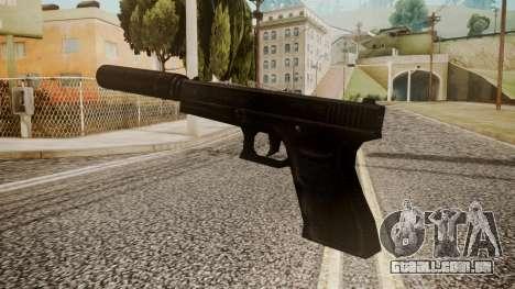 Silenced Pistol by catfromnesbox para GTA San Andreas segunda tela