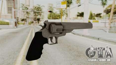 Desert Eagle from RE6 para GTA San Andreas segunda tela