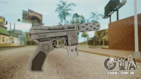GTA 5 Tec-9 (Lowrider DLC) para GTA San Andreas segunda tela