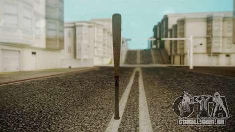 Harley Quinn Good Night Bat para GTA San Andreas segunda tela