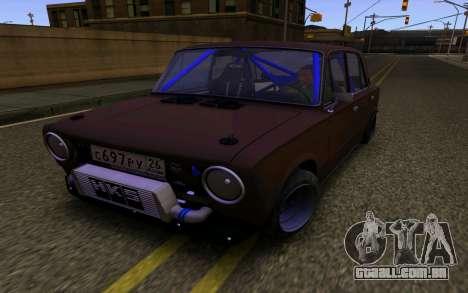 VAZ 2101 Carro para GTA San Andreas