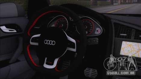 Audi R8 GT 2012 Sport Tuning V 1.0 para GTA San Andreas