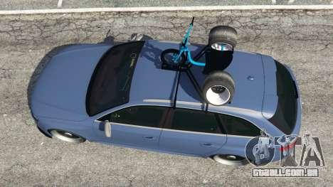 GTA 5 Audi RS4 Avant 2014 voltar vista