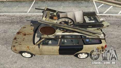 GTA 5 Daewoo Nubira I Wagon CDX US 1999 [Rusty] voltar vista