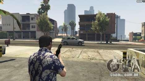 GTA 5 MW3 MP5 quarto screenshot