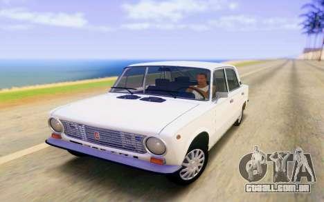 VAZ 2101 Estoque para GTA San Andreas