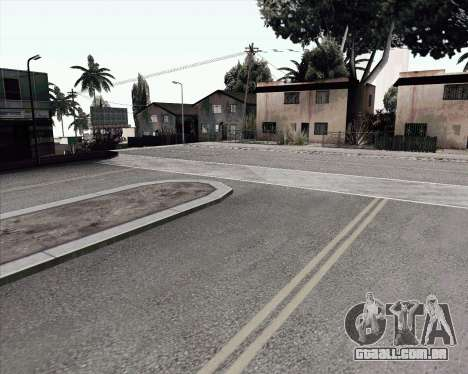 ENB Settings by J228 para GTA San Andreas sexta tela