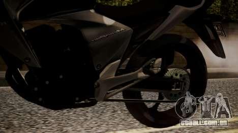 New Mega Pro para GTA San Andreas vista direita