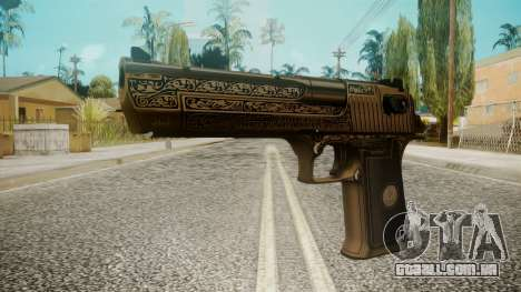 Desert Eagle by EmiKiller para GTA San Andreas