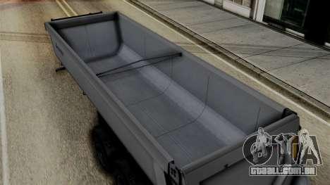 Schmied Bigcargo Solid Trailer Stock para GTA San Andreas vista direita