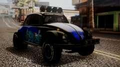 Volkswagen Beetle Vocho-Buggy para GTA San Andreas