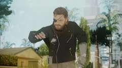 Venom Snake [Jacket] Rocket Arm