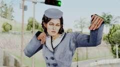 A menina de O poderoso chefão: O Jogo para GTA San Andreas
